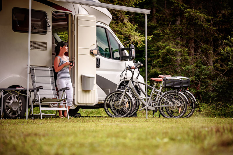 RV Site Camping